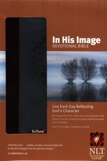 The In His Image Devotional Bible